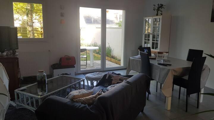 Appartement-maison en colocation