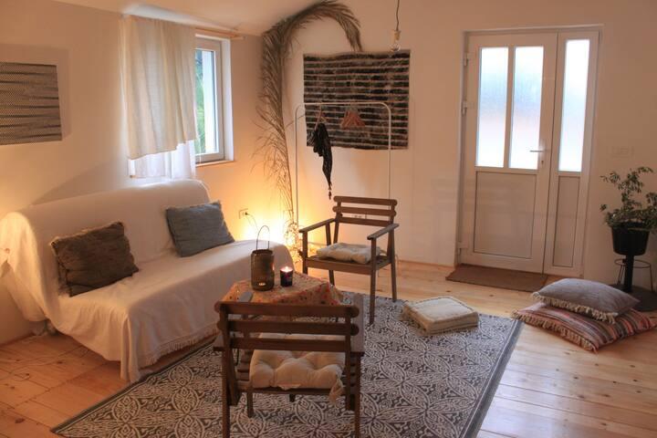 Loft studio apartment Sun Two
