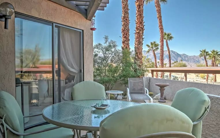 1BR Borrego Springs casita w/ mountain views! - Borrego Springs - Lyxvåning