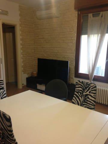 Appartamento suite con giardino - Sant'Alberto - Apartamento