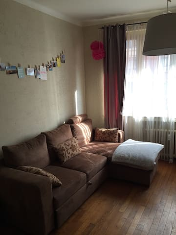 Appartement Lille centre 55m2 - Lille - Byt
