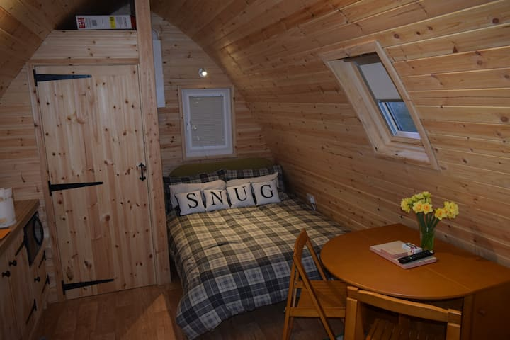 The Crofter's Snug Glamping Pod - Mey