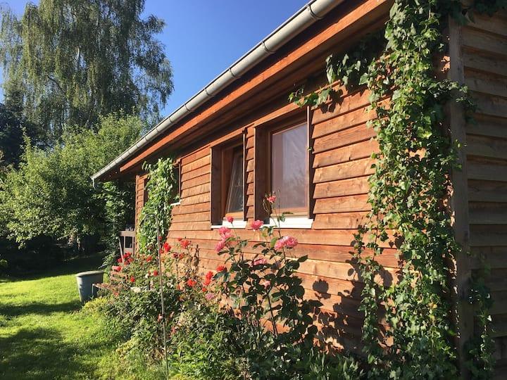 Holzhütte in der sächs. Schweiz - Berge & Wandern