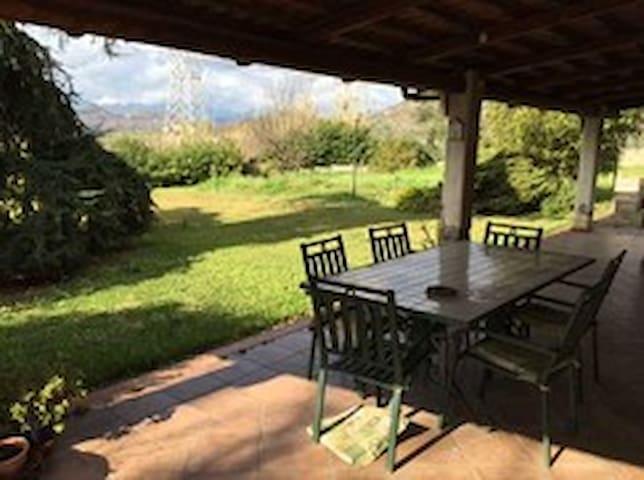 STANZA DOPPIA - Pezzano-filetta - Huis
