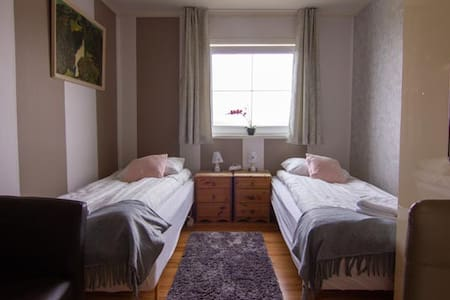 Twin Room - Perfect for the Ring Road *North Iceland*