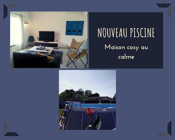 Les Malvas maison entière/Beauval et Chateaux