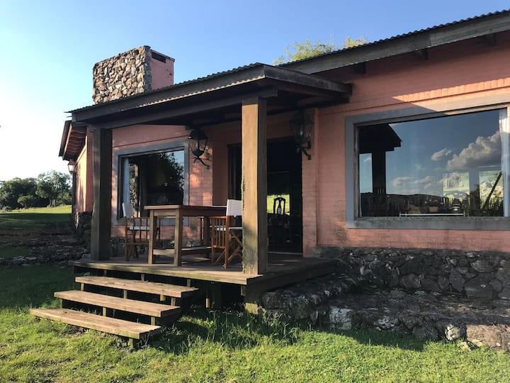 Casa de ensueño Pueblo Edén