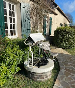 Belle demeure de charme en Normandie proche Paris