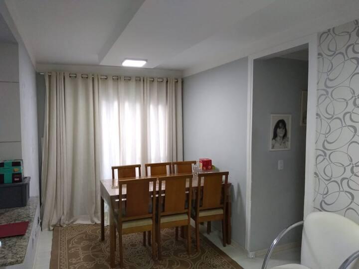 Apartamento , espaço bem localizado