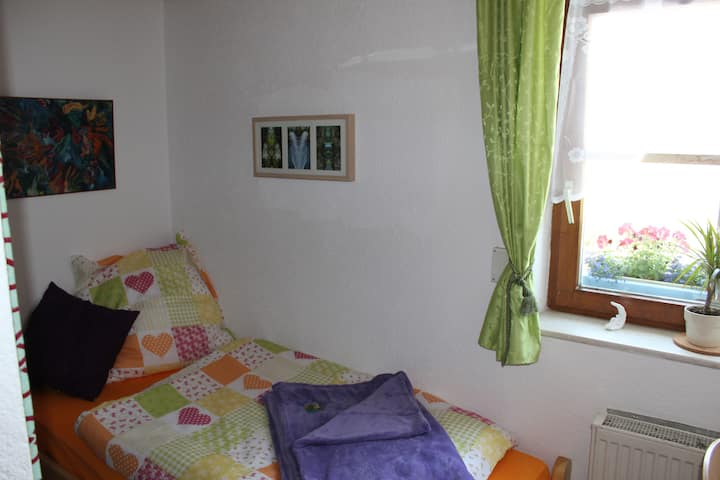 Single room in spiritually guided house Sonnenberg
