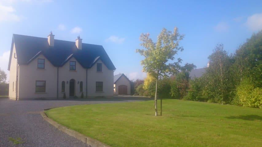 Idyllic country setting - savour the REAL rural Ireland on a working farm