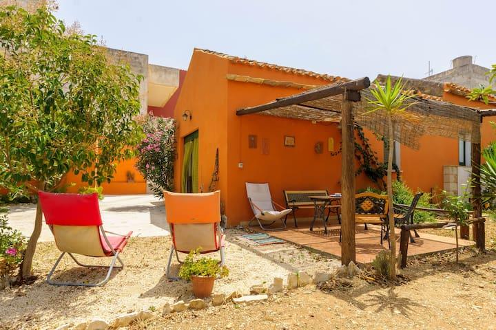 Appartamento Fior di Loto Limone - Trapani - Rumah