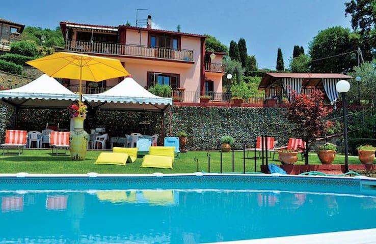 Casa vacanze La Cupoletta - Gilda - Trevignano Romano - Huis