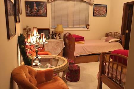 橡树山庄LULU'S HOME, 迷人欧式宫廷风。洛杉矶之行的最佳选择 - アルカディア