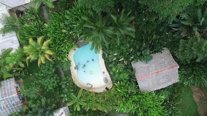 Eco Travel Hostel Community Room 1