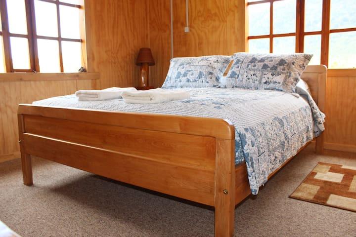 Puyuhuapi, coyhaique dormir en mañios del Queulat