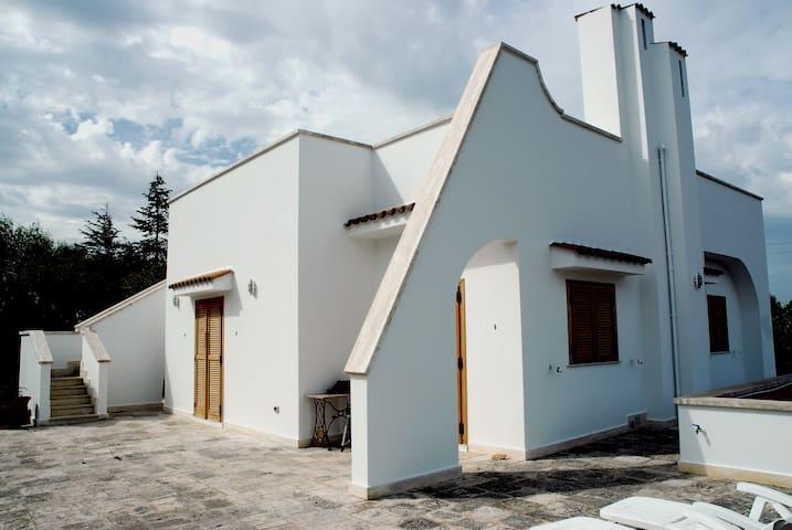 CASA DI GUNILLA Casa Vacanze Cozze - Cozze - House
