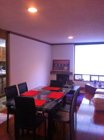 Dining room - Living room