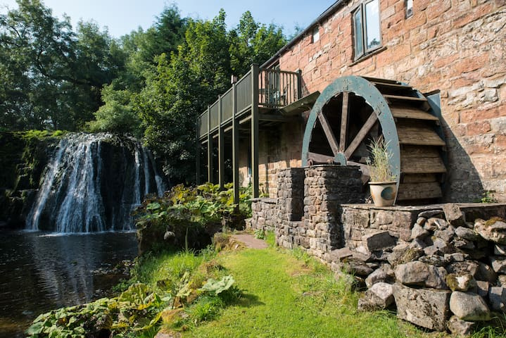 The Mill, Rutter Falls, - Great Asby - Huis