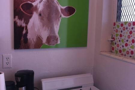 The Cozy Cow!  - Miami Beach - Apartment