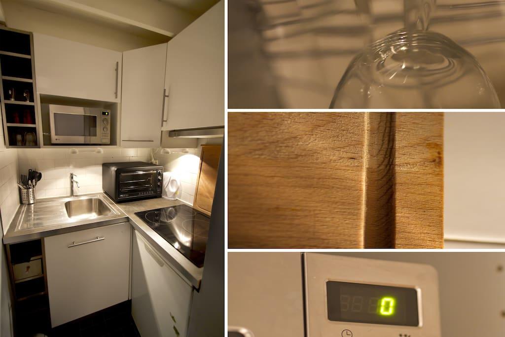 ACoin cuisine  / Kitchen