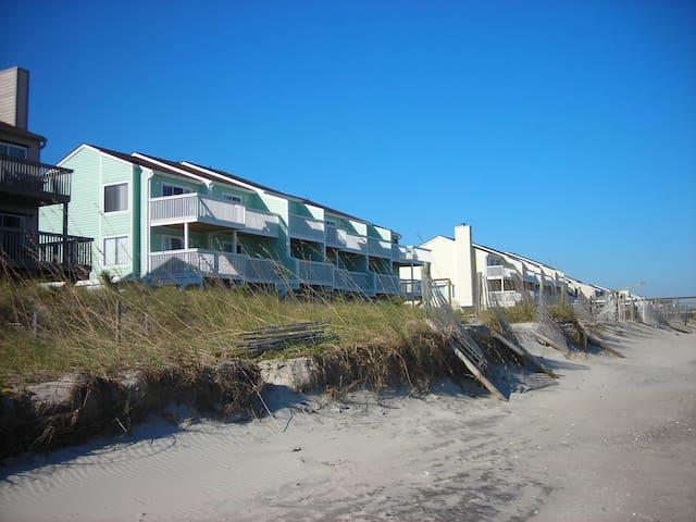 Ocean-front Condo