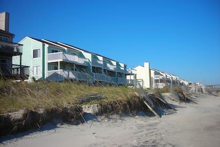 Ocean-front Condo - Kure Beach