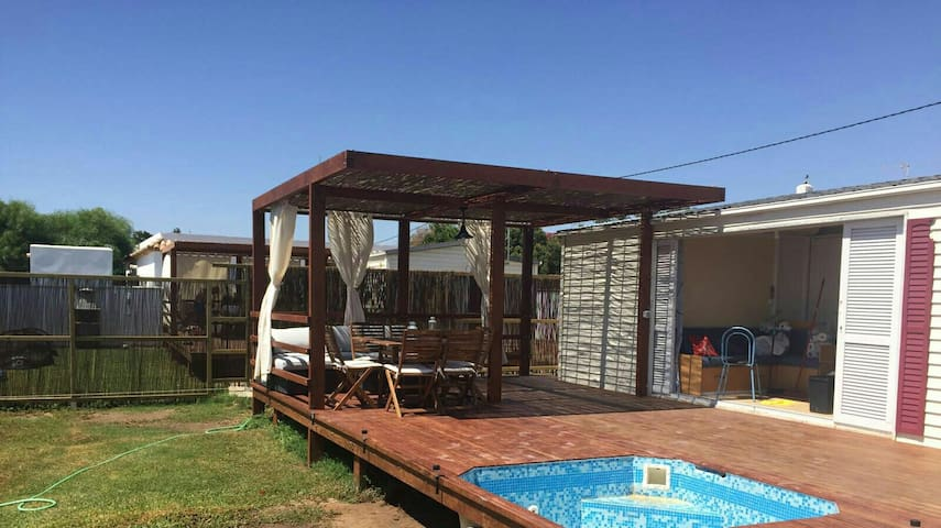 The guest home - El palmar. Vejer de la Frontera. - Huis