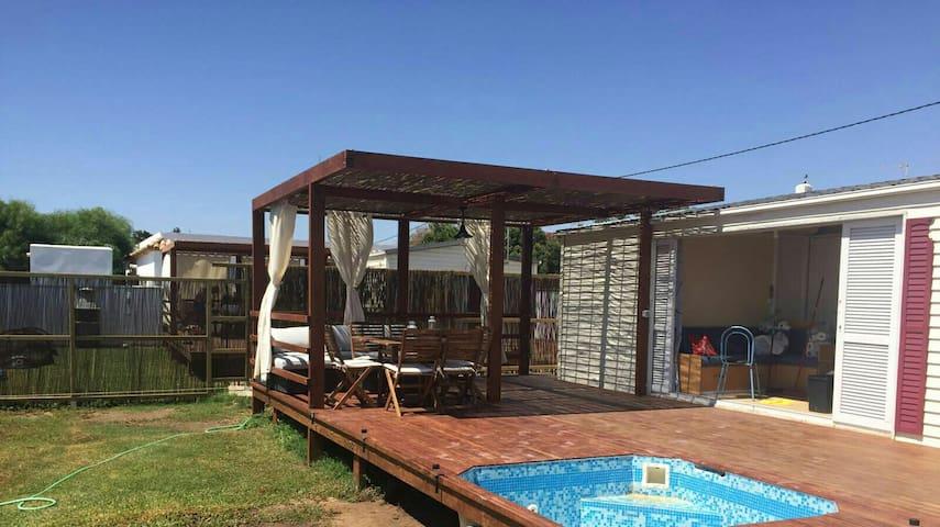The guest home - El palmar. Vejer de la Frontera.