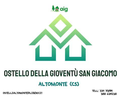 Ostello San Giacomo Altomonte