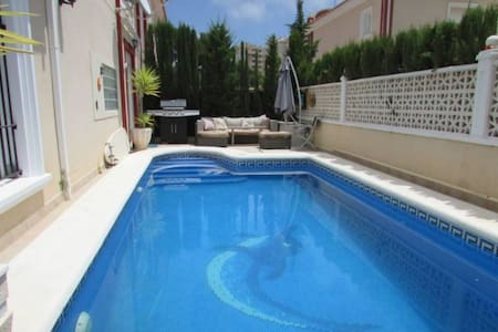 Semidetached house near the beach of Campoamor - Orihuela