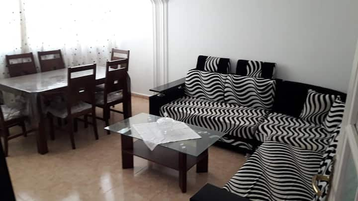 Appartement dans le quartier Hydra / Sidi Yahia