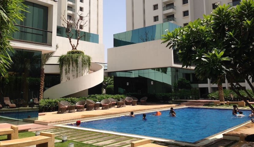 Fully Furnished Apartment for Rent - Rajkot - Apartamento