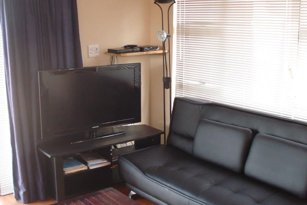 Open view HD TV