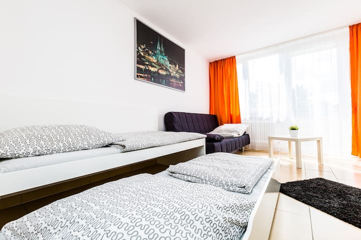 103 Apartment in Cologne Höhenberg - Colonia - Pis