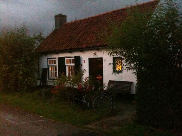 Lovely cottage by the seaside - Sluis - บ้าน