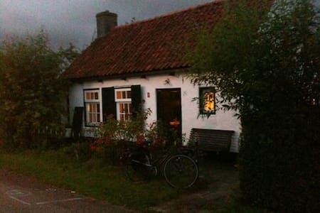 Lovely cottage by the seaside - Sluis - Haus