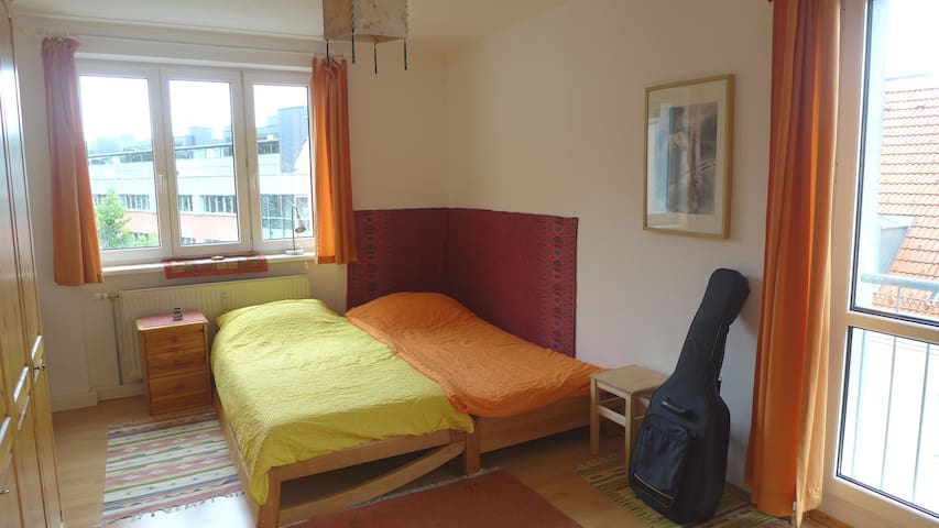 ...or double bed