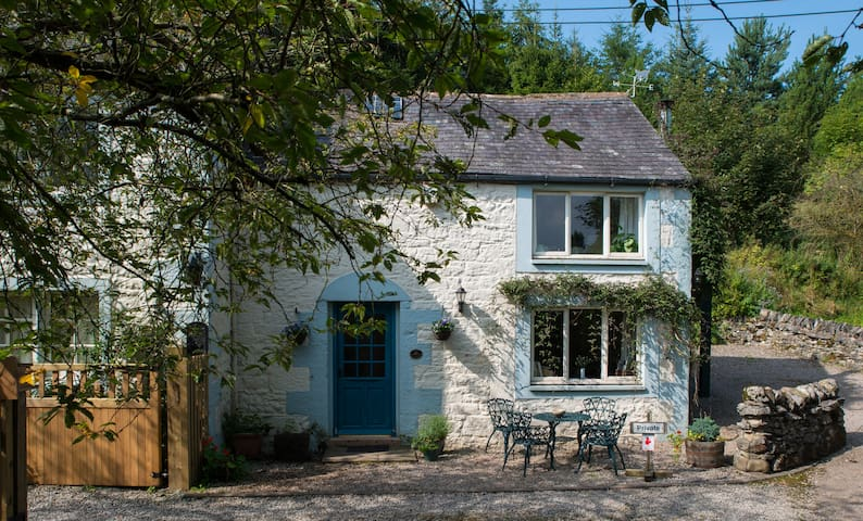 Ford Cottage+Owl Room,Rutter Falls. - Great Asby, Appleby in Westmorland - Huis