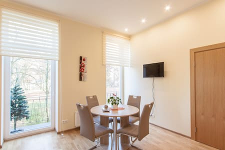 Park Villa Apartments 05,small groups-send request - Bad Kissingen
