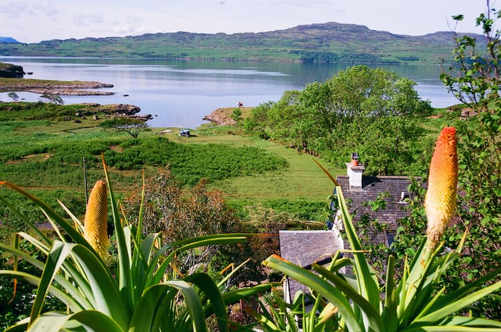 Single room, coastal cottage - Ballygown, Isle of Mull - Bed & Breakfast