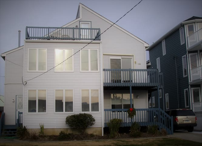 Three Houses Away from the Beach. - Brigantine - Appartement