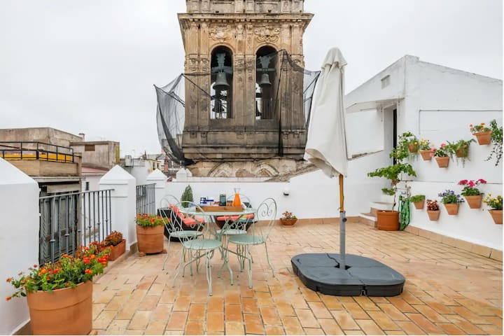 Charming, CENTRAL with TERRACE