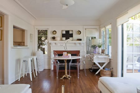 Classic 1920's Beach Bungalow - Pacific Palisades