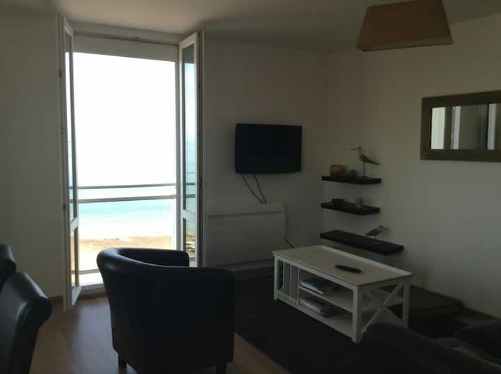 Appartement  Front de mer grand confort