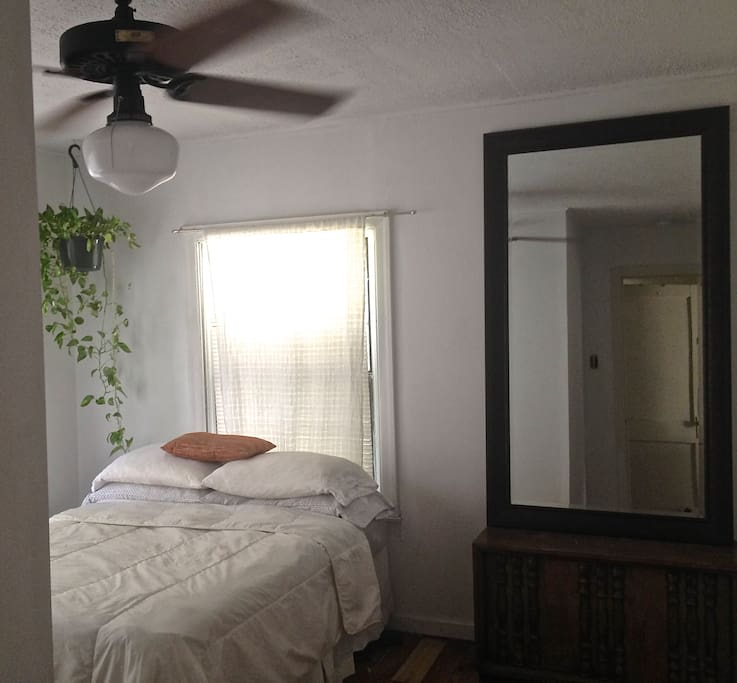 Guest Bedroom with large closet, sleeps 2