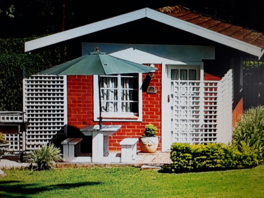 We look forward to welcoming you to our very private and spotlessly clean cottage where all your needs will be taken care of.