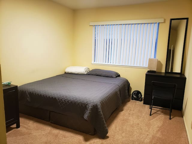 Comfortable King Room in Palo Alto
