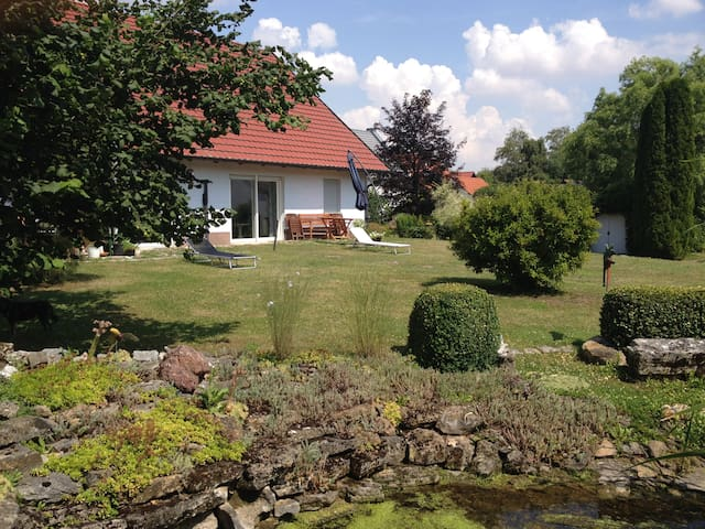 Ferienhaus Ringelwiese - Treffpunkt für Familien