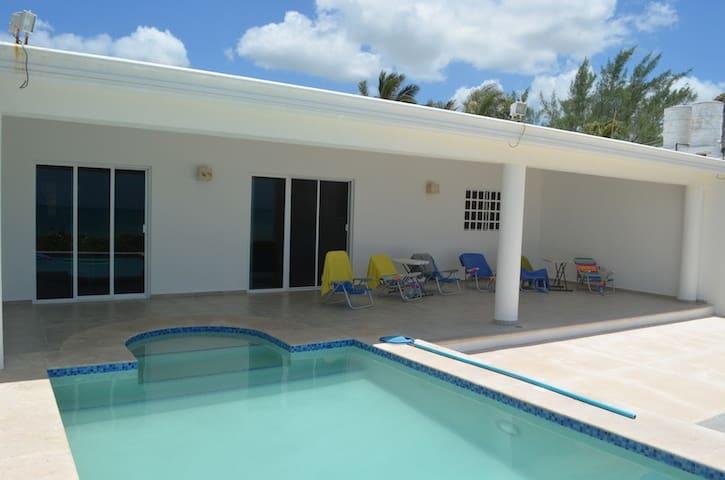 Ocean Front House! - Chuburná - Huis